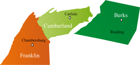 Services Map